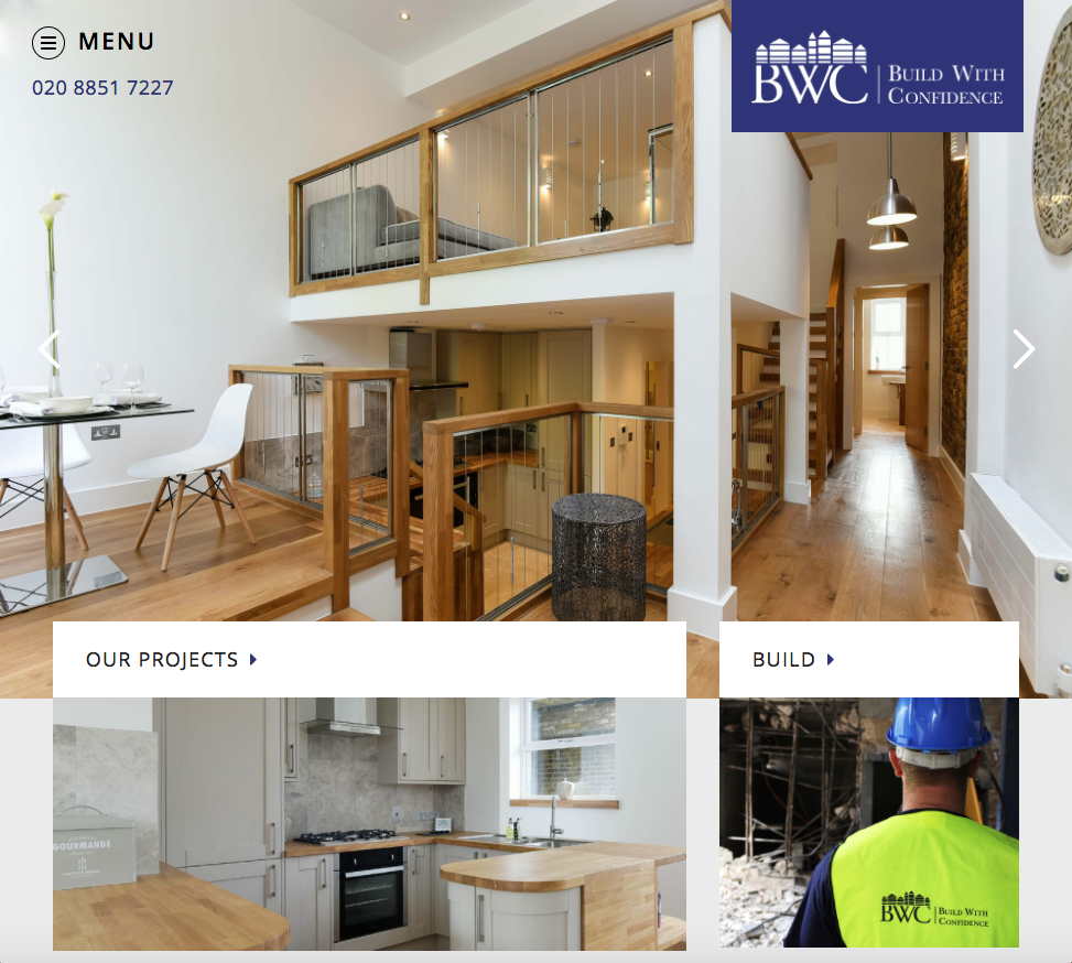 BWC Limited - Construction websites in bromley and croydon