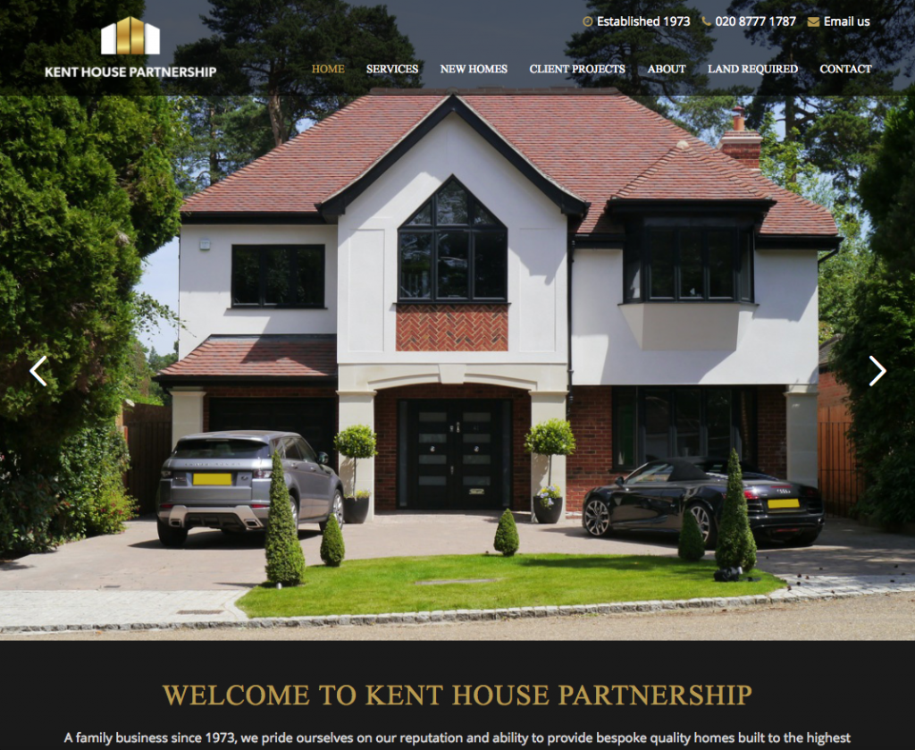 Kenthouse Partnership - Property websites in bromley and croydon