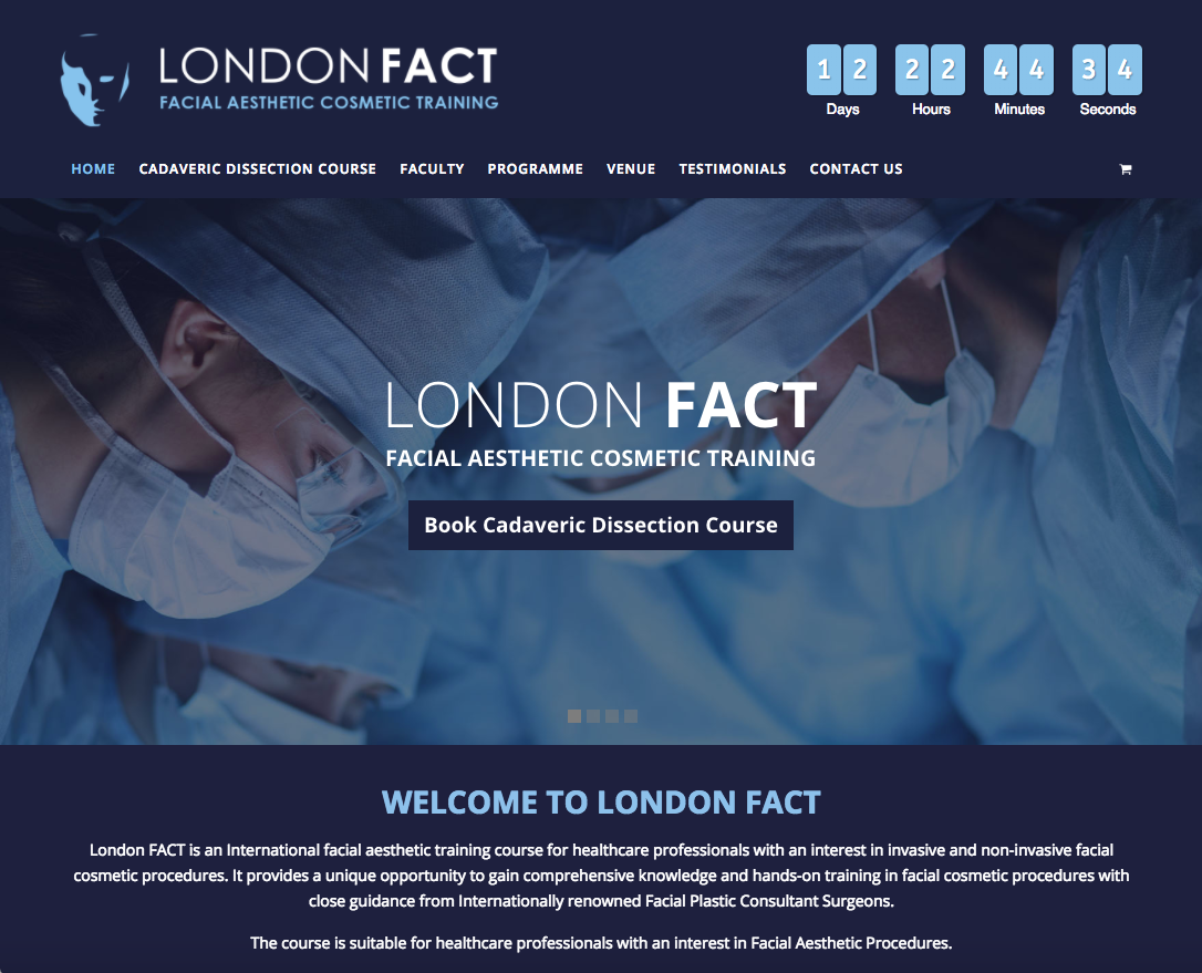London FACT - Medical websites in bromley and croydon