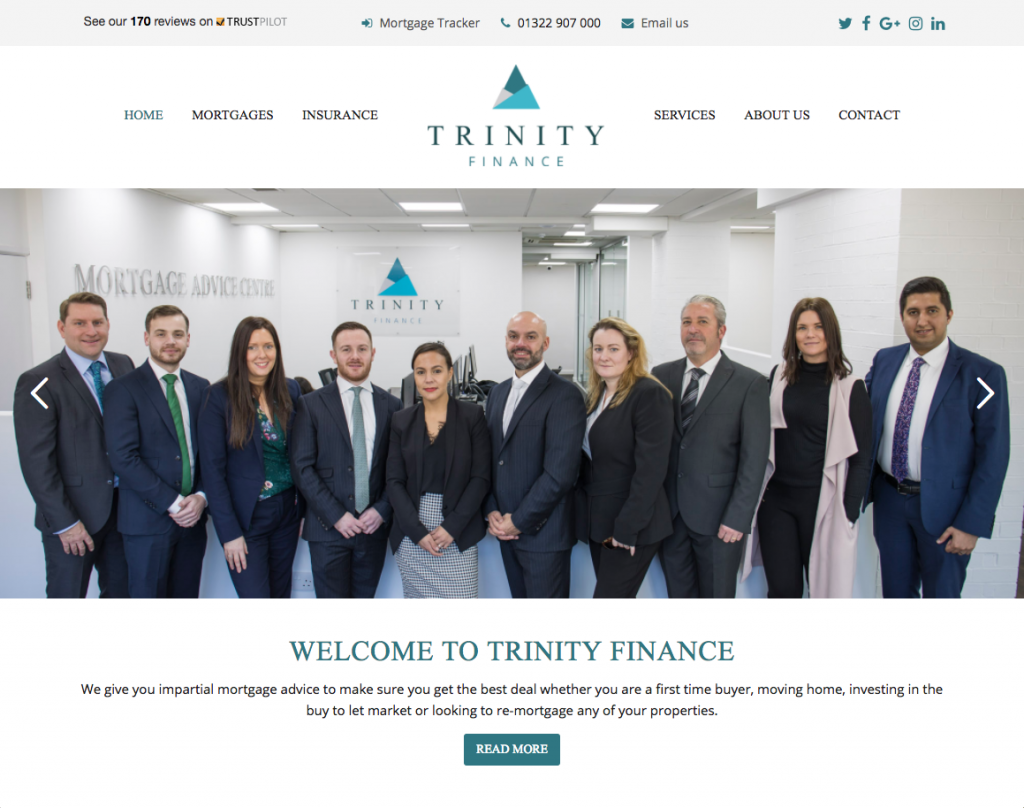 Trinity Finance - Mortgage websites in bromley and croydon