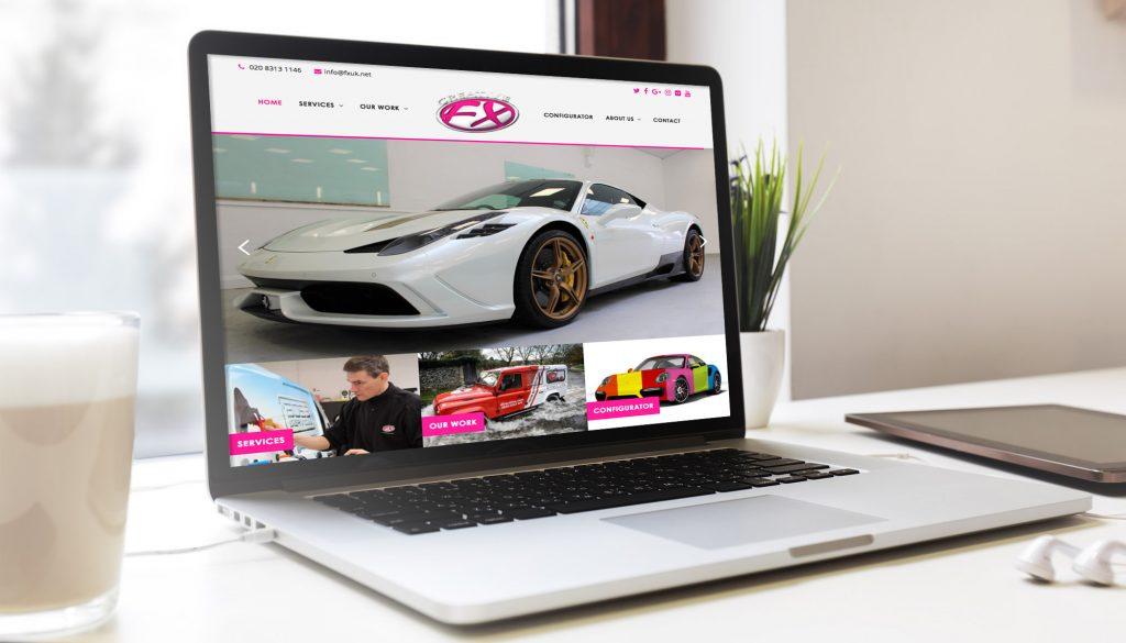 Website designers Beckenham