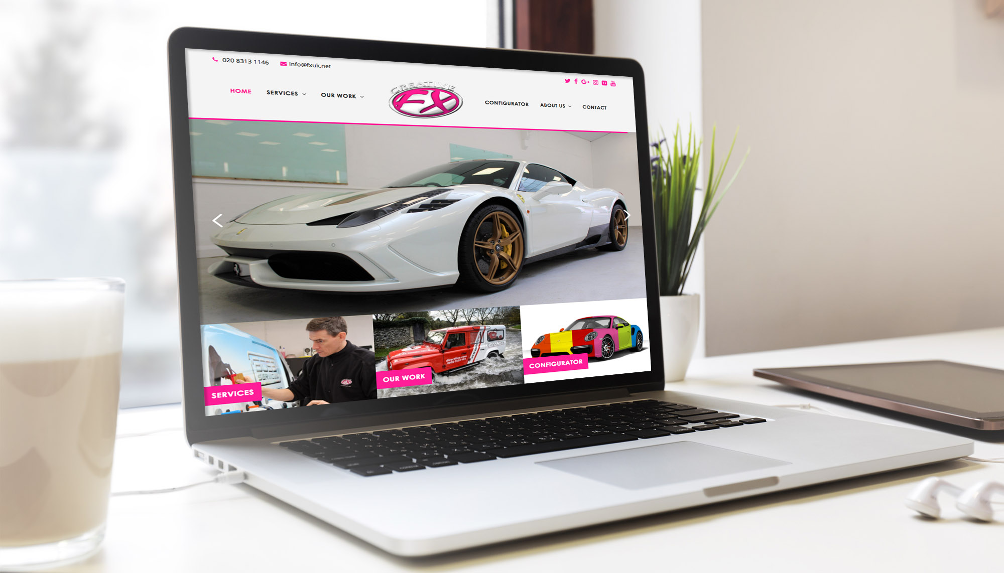 Website designers Beckenham